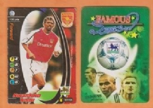 Arsenal Nwanko Kanu Nigeria Orange